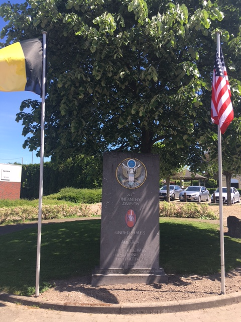 30th Infantry Division Monument