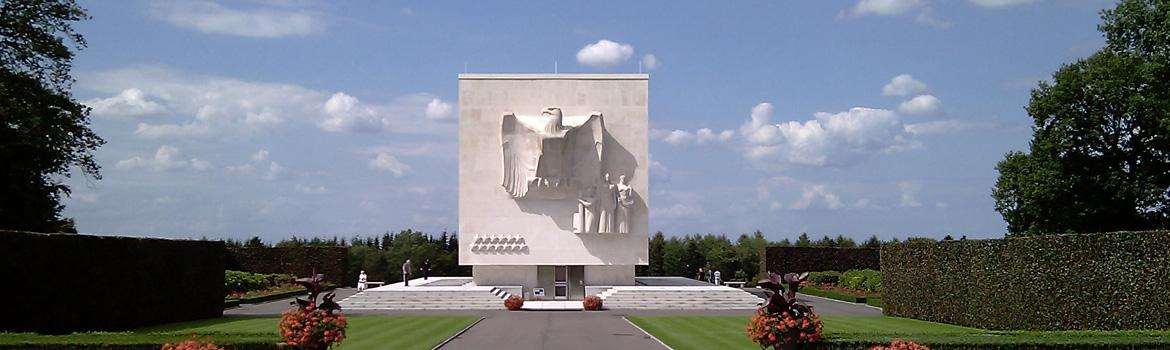 hero image for ardennes cemetery