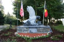 Eagle Monument Bastogne