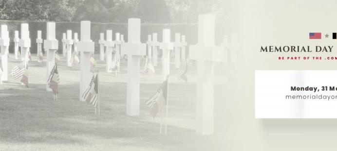 2021 Memorial Day Online Detail Page