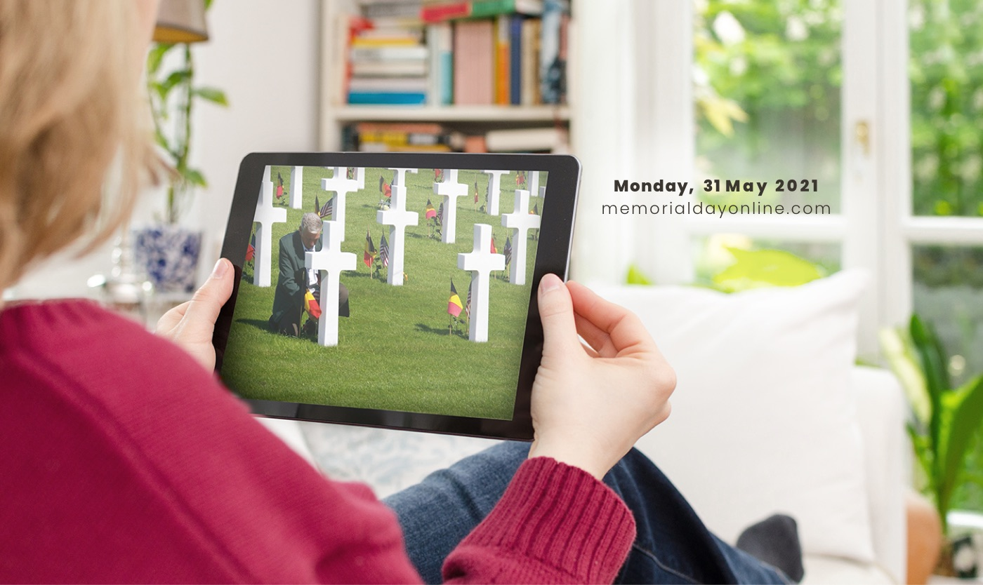 Memorial Day Online Header NL