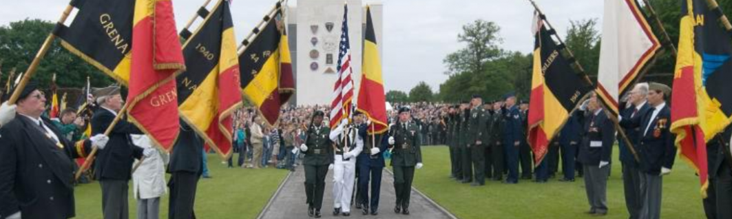 Ceremonies banner image showing a view from ceremonies event