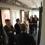 Flanders Field Visitors Center opening 3