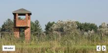 Fort Breendonk watch tower