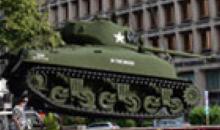 Mons Memorial Museum Tank