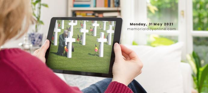 Memorial Day 2021 tile