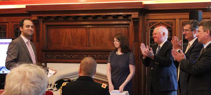 Recognition Ceremony photo