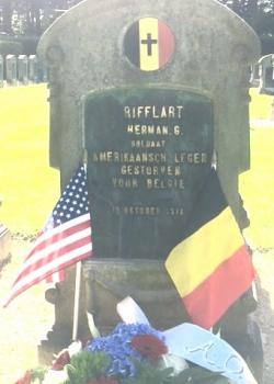 Herman Rifflart grave