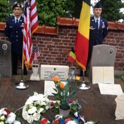 Garrett grave