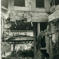 Cinema Rex bombing photo