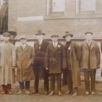 Octaaf Desmet 29 April 1918