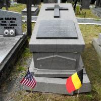 Adolph Vercruysse grave
