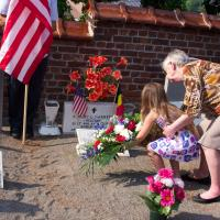 Robert Garrett memorial day