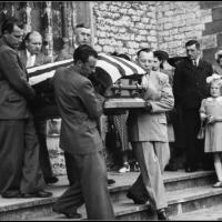 Funeral of Gilbert Malrait