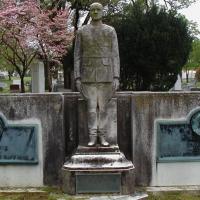 Statue of Pigue