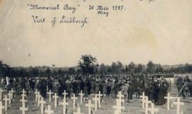 Lindbergh Flanders Field