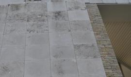 Mardasson Memorial damage