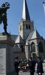 Waregem war monument